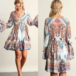 ❤HP❤Peasant Dress