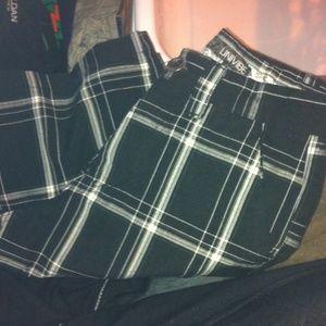 Univibe Pants - Boys size 8 shorts