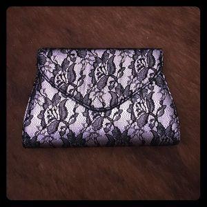 Beautiful evening purse