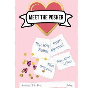 Meet The Posher: Sarah!!