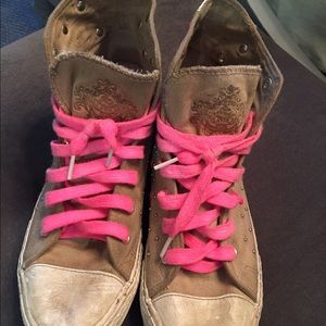 ❤️😱 StudWar sneakers  NO they are not dirty !