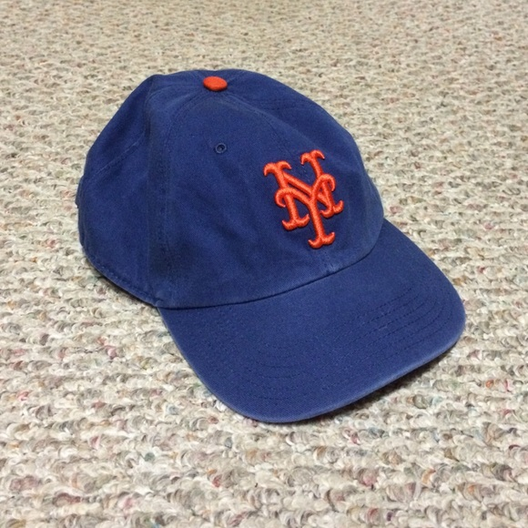 b12f87ac398 ... real new new york mets hat womens 47 brand 66d31 c7701