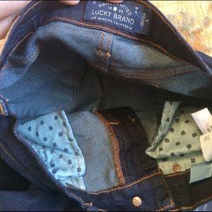 Lucky Brand Pants - NWT lucky brand Charlie skinny jeans!
