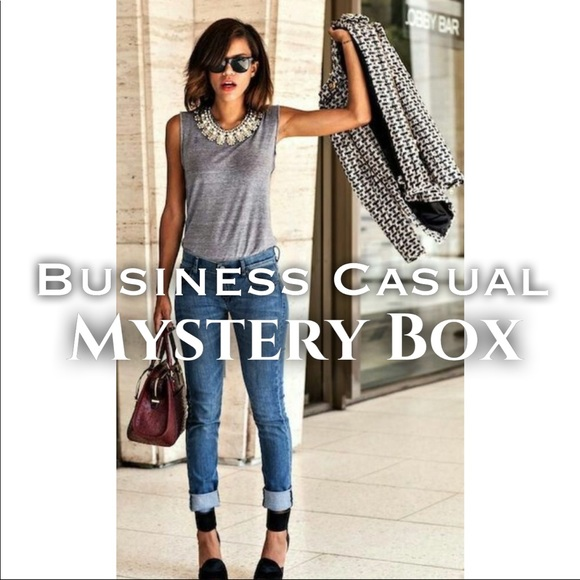 aef03217478 Ann Taylor Jackets   Blazers - Business Casual Style Mystery Box - 3 Items