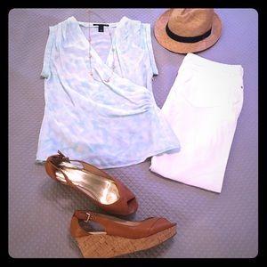 ✨SALE✨ Victoria's Secret Silk Shirt