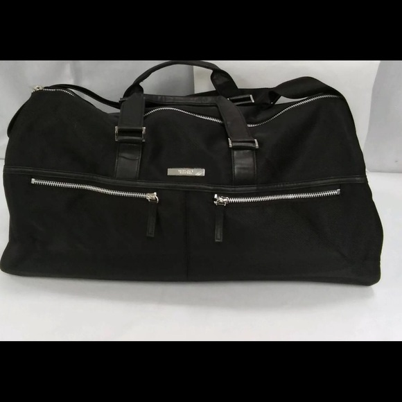 2177572f962 Versace black travel bag   gym bag   carry on. M 5740b8ec291a3560df0097fe
