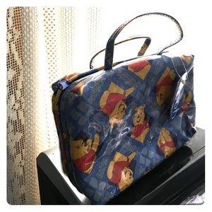 NWT Pooh Bear Cosmetic Bag 💝
