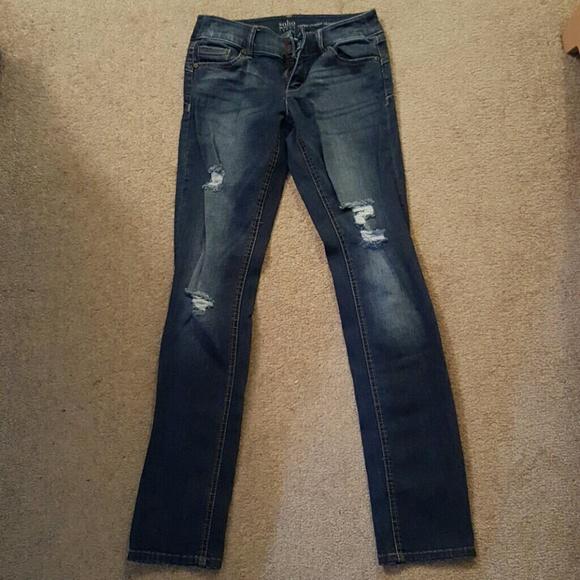 78% off New York & Company Denim - Soho jeans curve creator skinny ...