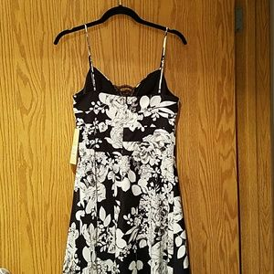 Oleg Cassini Dresses - NWT OC by Oleg Cassini floral a-line dress sz 6
