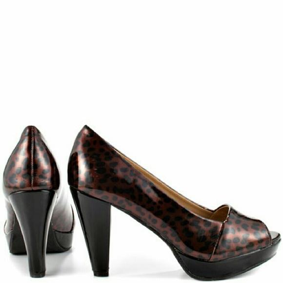 Madeline Stuart Shoes Heels