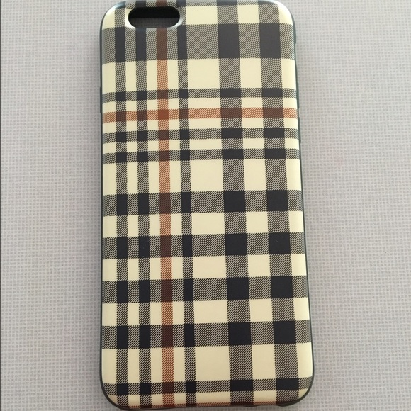iPhone 6 6s cell phone case cover ~ Belkin ~ plaid. Listing Price   5. Your  Offer 01c36d43da2
