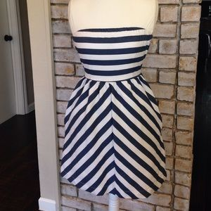 Honey Punch Dresses & Skirts - Like New Strapless Dress