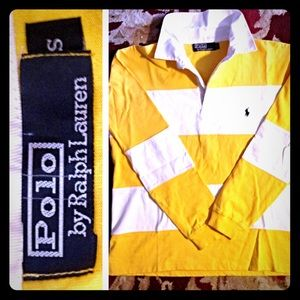 Ralph Lauren Polo Top- Size Small