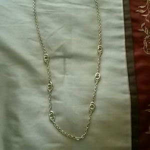 Jewelry - 3/$10 Long gold necklace
