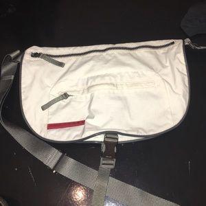 prada bags replica - White Prada shoulder bag on Poshmark