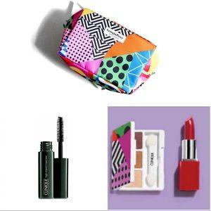 Clinique makeup bundle by Georgia Perry