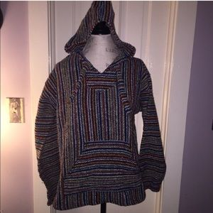 Sweaters - Multicolored Drug Rug