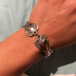Jewelry - Sterling Spoon Bracelet