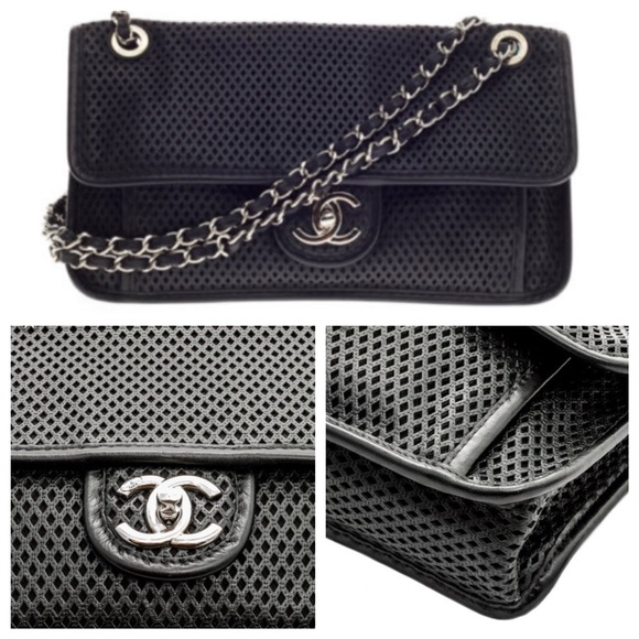 6b630c2ec9283e CHANEL Handbags - Chanel Up in the Air Flap Bag in Black