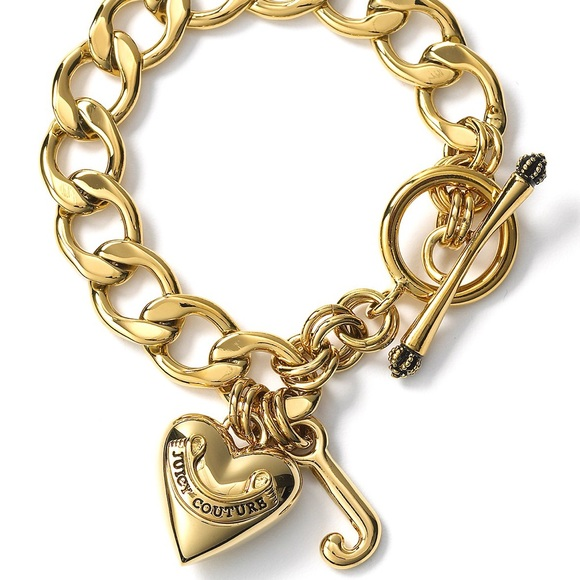 70 off juicy couture jewelry juicy couture gold starter