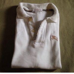Burberry Shirts & Tops - Burberry toddler polo shirt