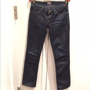 Goldsign Denim - Goldsign Envy jeans, size 25 (inseam 29)
