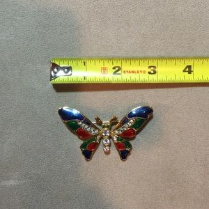 Other Jewelry - Butterfly Brooch