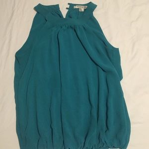 F21 green top s