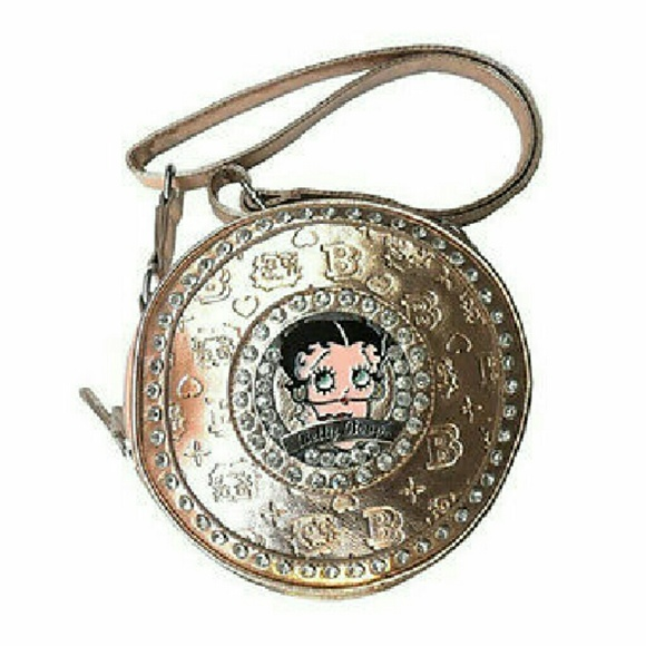 a001cbe205c2 Beautiful Betty Boop Messenger Bag