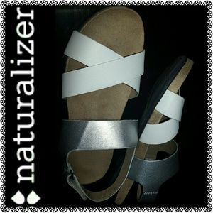 Naturalizer Shoes - Naturalizer Strappy Sandals