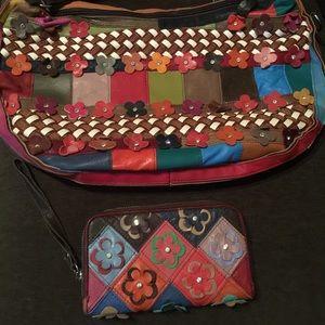 55 Off Stone Mountain Handbags Yoga Travel Bag By Rare