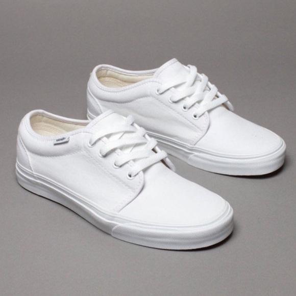 Canvas 106 Vulcanized White Vans. M 5741193ec6c7954561013ea4 cfdd38aa500f