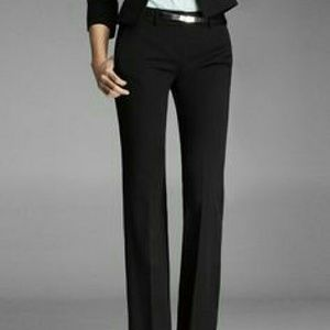 Woman's Express Black Office Slacks size M