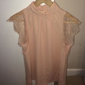 English Factory Tops - Pretty Blouse!