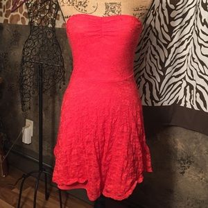 Dresses & Skirts - Red summer dress