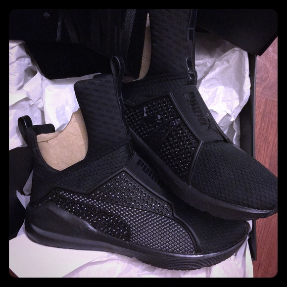 Zapatos Puma Tamaño De 7.5 9vK45