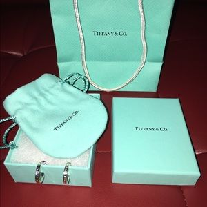 54d3d71bacbe4 Tiffany & Co. 1837 Collection Hoop Earrings NWT