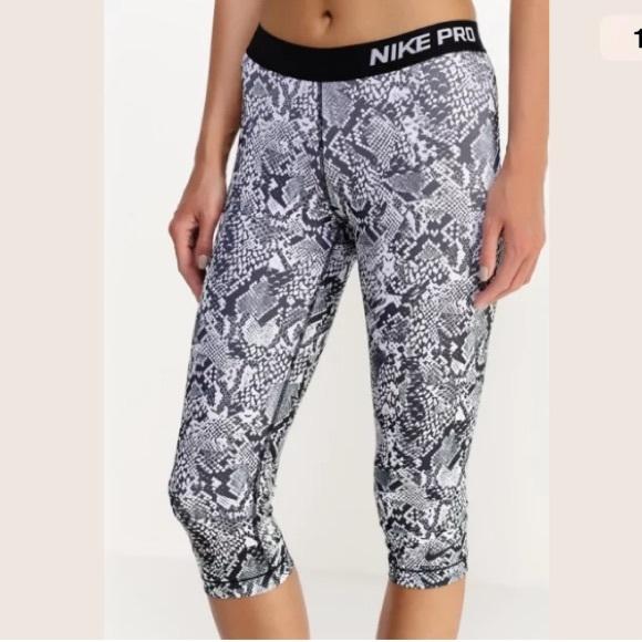 The Nike Pro Heights Vixen Women s Training Capris edcbcda23