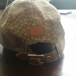 Coach Accessories - Authentic coach signature baseball cap 819828bb697