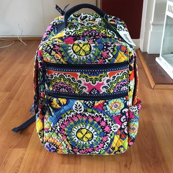 87ee22dfbbd Vera Bradley Rio Tech Backpack