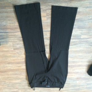 INC black trouser size 16