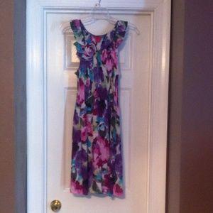 Sunny Leigh floral dress