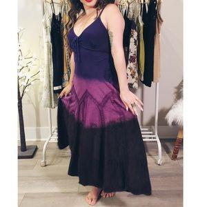 Ombré dress. ❤️