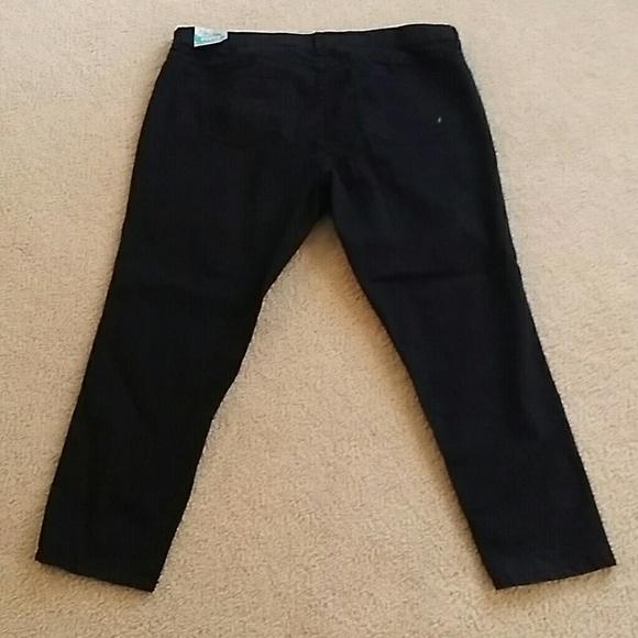 874d47ccde021 Ariya jeans curvy jegging Plus sz 24 NWT