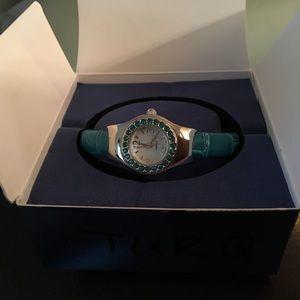 Avon Accessories - Jeweled Cuff Watch