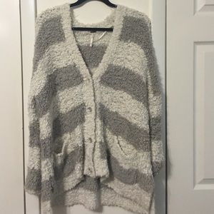 Oversized free people sweater