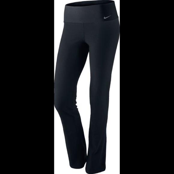 Nike Pants Jumpsuits Yoga Pants Dryfit Bootcut Legend 20 Poshmark