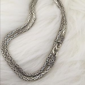 Other - Sterling silver chain 925