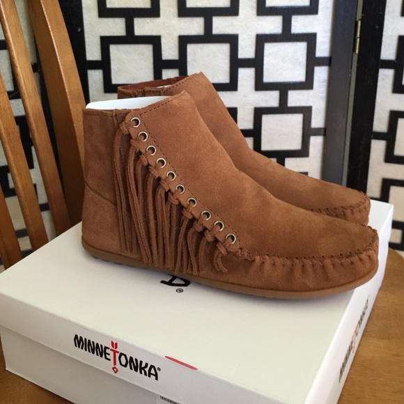 Minnetonka Willow Boot IPvnGNJ