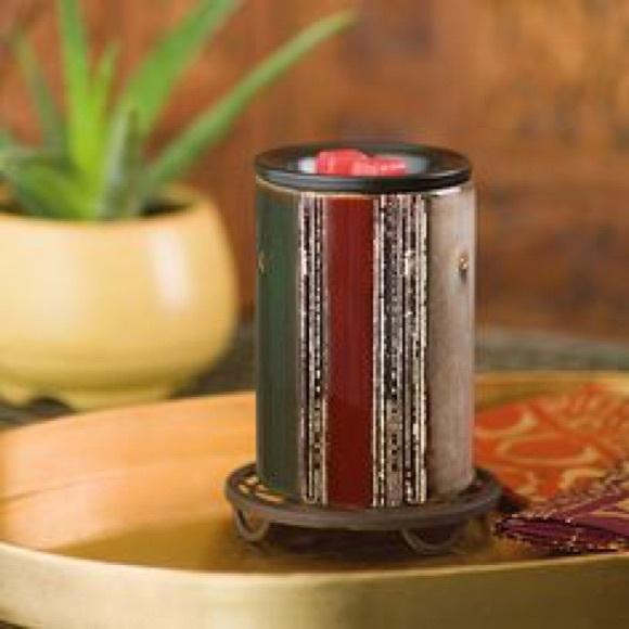 Scentsy Accessories Brushstrokes Warmer Poshmark